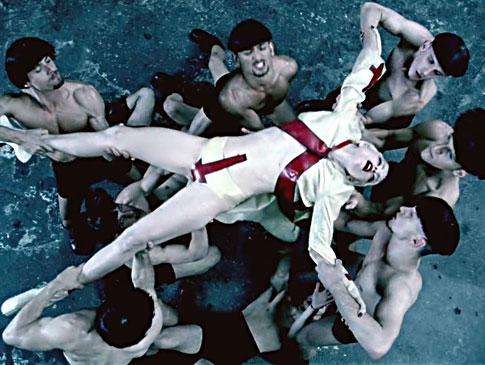 Gaga Bastardizing The Images Of Roman Catholic Nuns