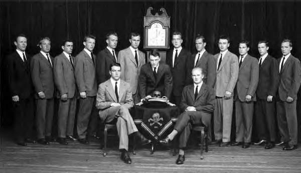 George Bush Sr. Skull & Bones Anti-Constitution Group & Narcissist Mutual Appreciation Society Of My Shit Don't Stink Fellowship!