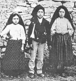 Jacinta Francisco Lucia Of Fatima