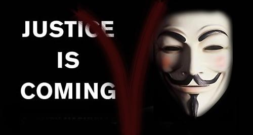 Symbol Of Resistance To Tyranny ~ Mask Of Roman Catholic Guy Fawkes!