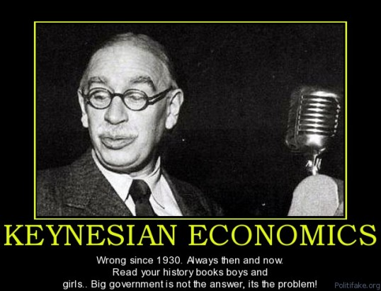 keynesian-economics-liberals-and-big-government-are-just-pla-political-poster-1293530035