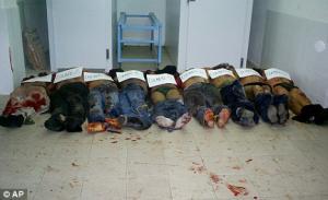 U.S. Mexico Border Drug Beheadings.
