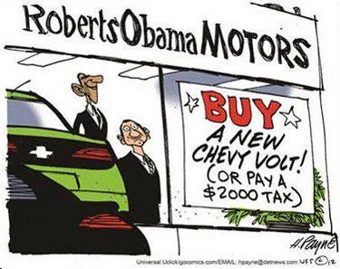 Obama Roberts Motors