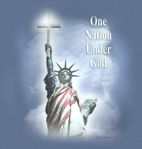 One nation under God!