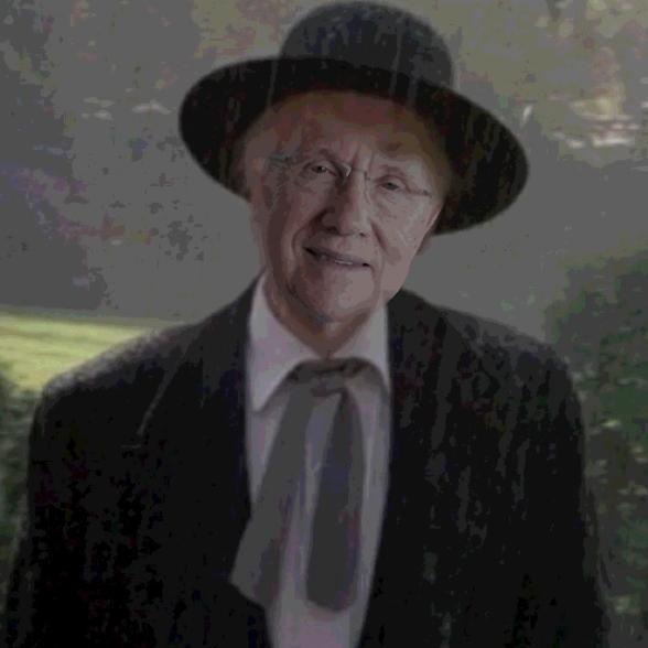 Poltergeist Reverend Kane Reid