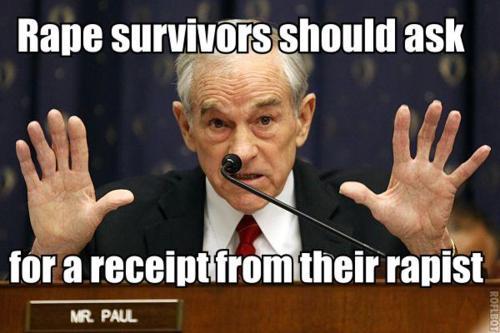 Question about Ron Paul?