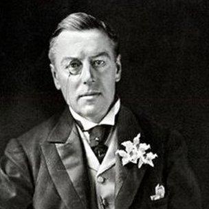 Colonial Secretary Joseph Chamberlain was an enthusiastic British imperialist