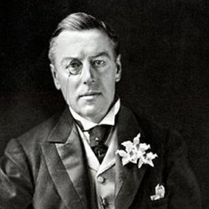 Colonial Secretary Joseph Chamberlain was an enthusiastic British imperialist