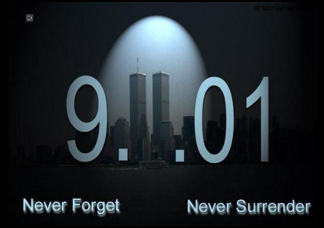 91101neverforgetneversurrender