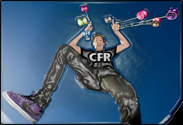 The Rise of Fakectivism in American Media!  Cfr-yo-yo