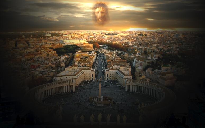 Jesus Rome Lighting 2