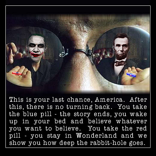 pill obama Lincoln