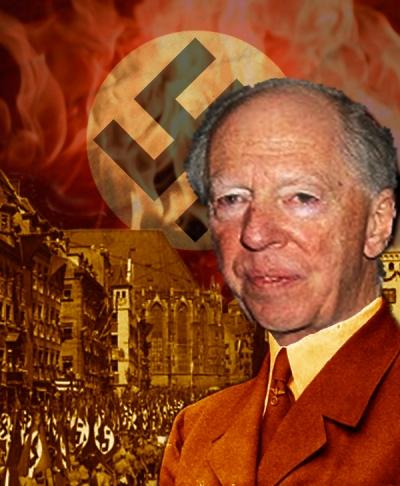 Nazi Jacob Rothschild