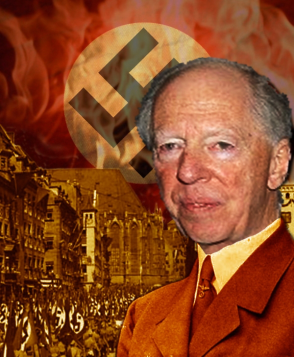 Jacob Rothschild's Nihilism aka; Naziism aka; Fascism aka; Mafia aka; Totalitarianism aka; Communism aka; Marxism aka;  Rothschildism.  All these different monikers to confuse politics yet to centralize a nation's wealth to the coffer's of Rothschild's BOE aka; Bank Of England where the NWO is the new moniker.