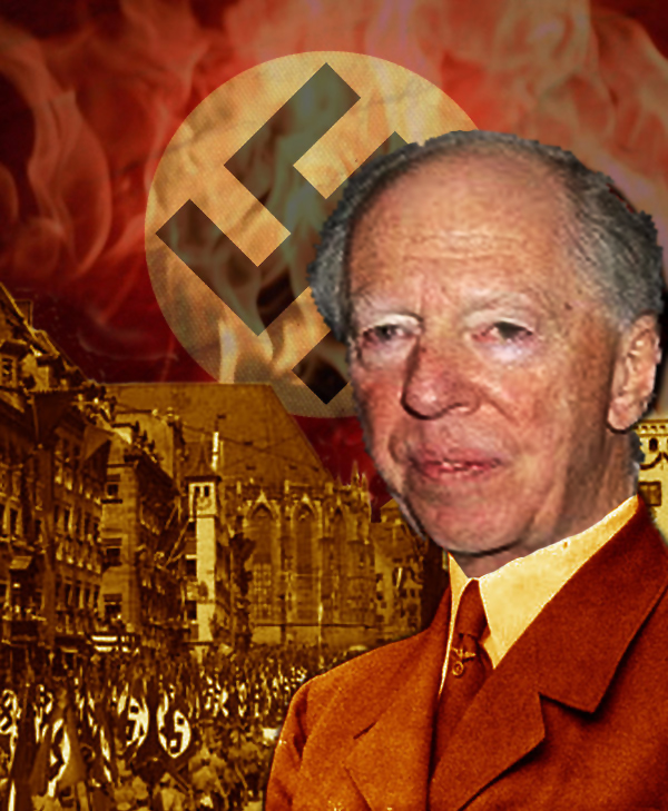 Jacob Rothschild's Nihilism aka; Naziism aka; Fascism aka; Mafia aka; Totalitarianism aka; Communism aka; Marxism aka;  Rothschildism.  All these different monikers to confuse politics yet to centralize a nation's wealth to the coffer's of Rothschild's BOE aka; Bank Of England where the NWO is the new moniker.