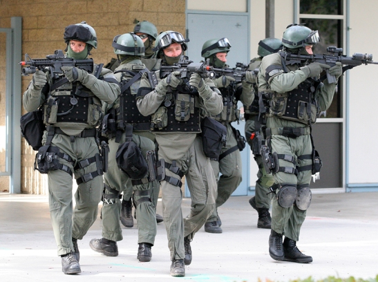 Sheriff SWAT Team Works For Citizens In Each And Every County In Their United States Of America.