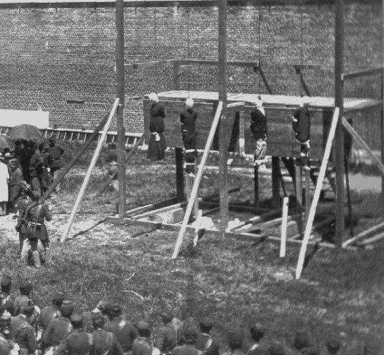 Traitors Hanged