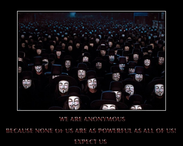 VENDETTA anonymous