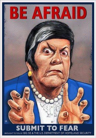Bull Dike Janet Napolitano