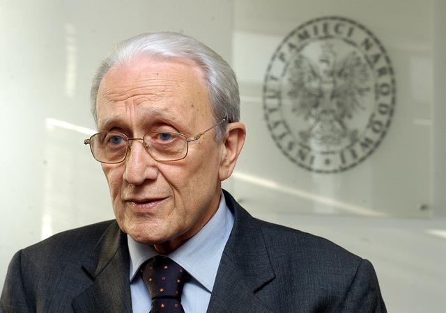 Italy's Judge Ferdinando Imposimato
