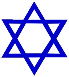 STAR OF DAVID AL-ROY Imposed Upon The People Of Israel By Rothschild When He Purchased Israel In 1948