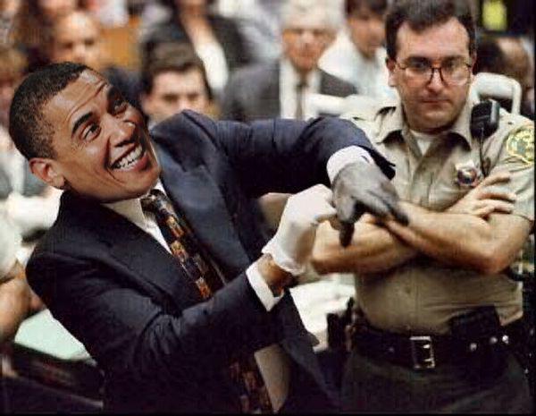 obama glove
