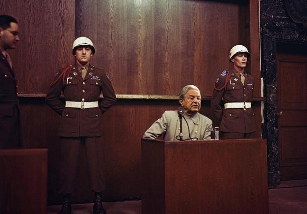 Convicted Felon George Soros ~ His Day At Nuremberg