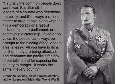 war goering
