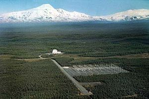 HAARP Located In Alaska