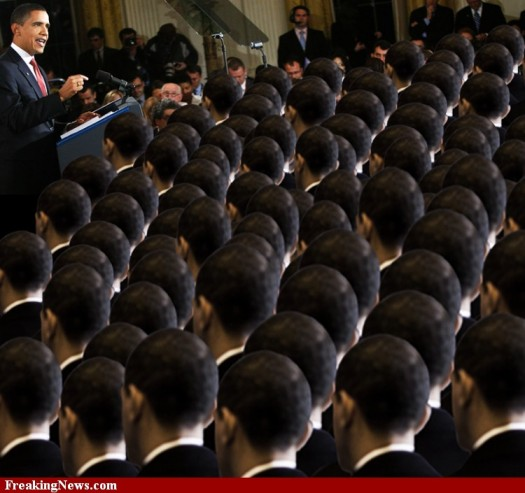 U.S. Constitution Closing In On Barack Obama: Barry Soetoro's Identity Fraud. Barack-obama-and-his-followers-67158