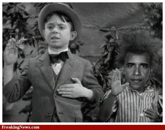 U.S. Constitution Closing In On Barack Obama: Barry Soetoro's Identity Fraud. Buckwheat-barack-obama-25325