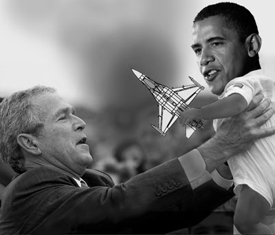 bush obama 8