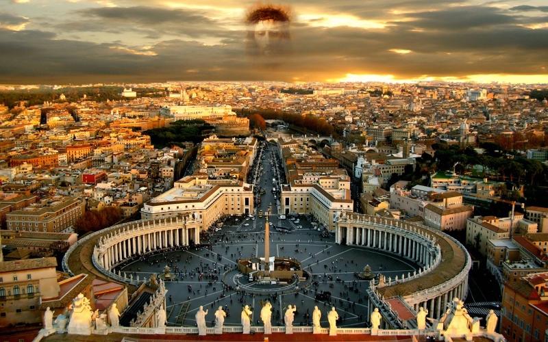 Face Of Jesus Rome