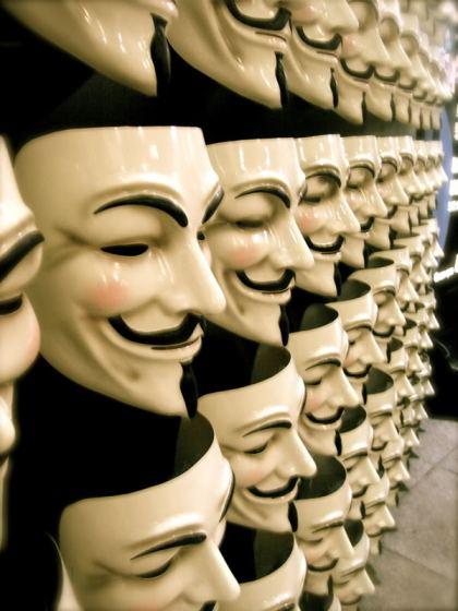 Guy Fawkes Masks