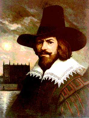 Roman Catholic Guy Fawkes ~ Father Of Anonymous.