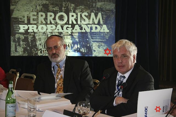 NWO Jami Shea (right) NATO Policy Planner.