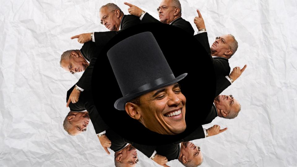 Obama wright homosexual