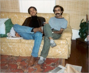 Obama and Pakistani Gay Boyfriend