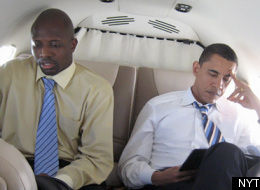 Obama Reggie Love