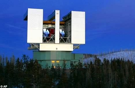 World S Largest Optical Telescope Created By German