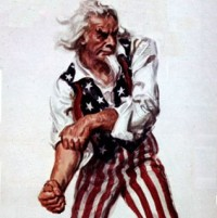unclesamfighting