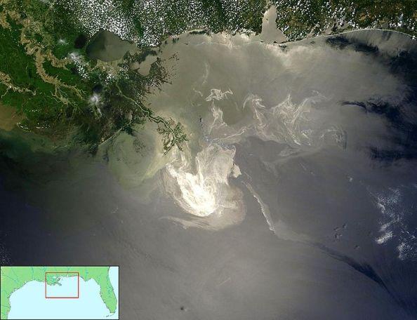 DIVERSION TO BP'S GULF OIL ECOTERRORISM