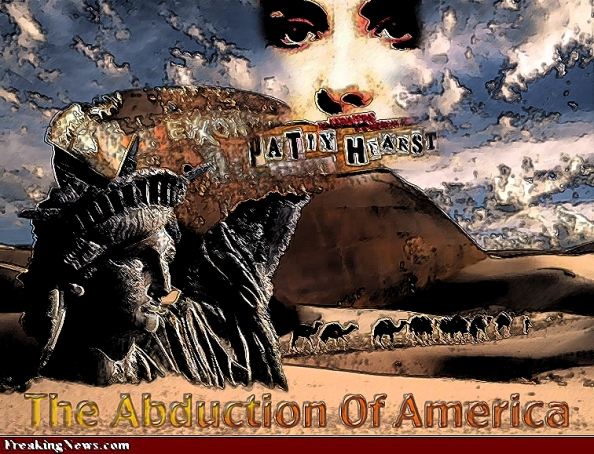 The Rise of Fakectivism in American Media!  Abduction-patty-hearst