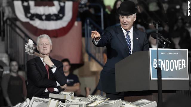 Clinton Biden