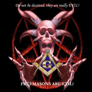 Roman Catholic Popes Have All Denounced Free Mason's New World Order: If You Believe Otherwise You're A Victim Of The Banker's Propaganda? Evil