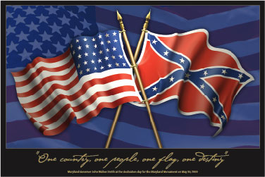 flags civil war