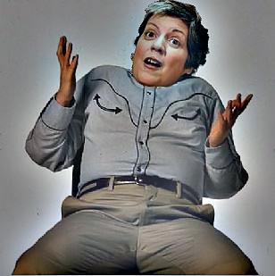 Janet Napolitano SNL Pat