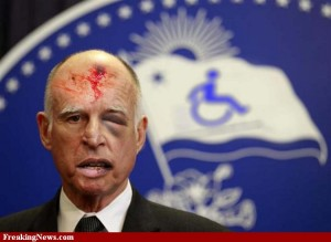 Jerry Brown ~ Governor Moonbeam
