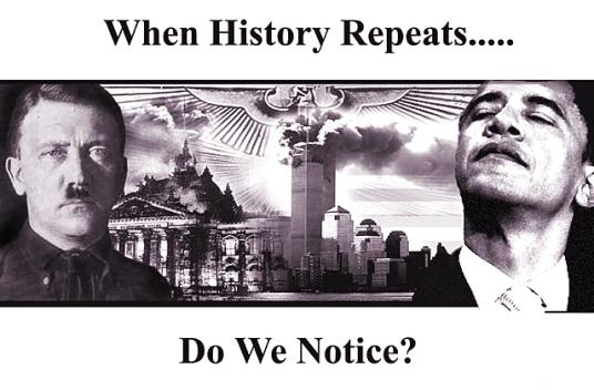 Rothschild's Adolf Hitler & Rothschild Barry Soetoro Both From No Where