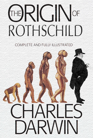 AMERICAN PSYCHOLOGICAL ASSOCIATION & ILLUMINATI COERCION: PLAYING BOTH SIDES OF DARWIN! Origin-rothschild